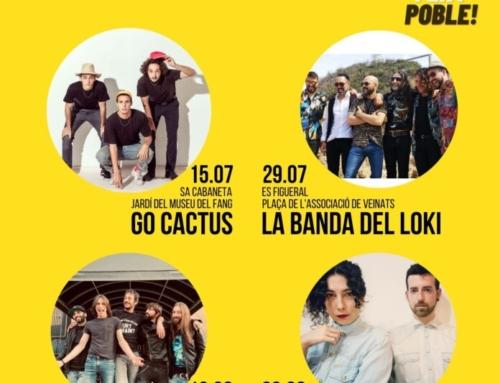 Arriben a Marratxí els 'WOW Happy Days' amb quatre concerts de bandes locals al juliol i l'agost