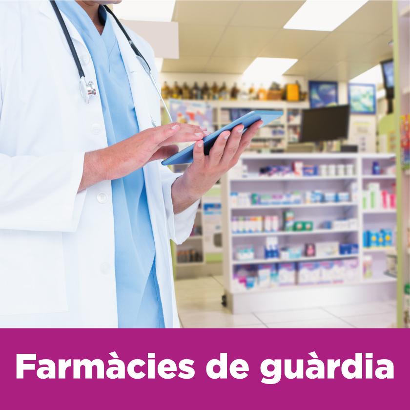 Farmacias de guardia