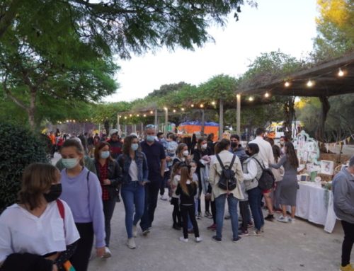 Devers 3.000 persones visitaren Crear't, la mostra d'art jove de Marratxí