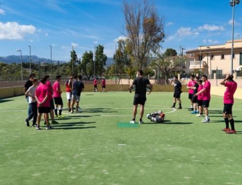 Futbol-in enceta la temporada amb més mitjans gràcies al nou conveni firmat amb la Fundació Reial Mallorca